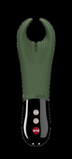 Универсальный вибратор Fun Factory Manta зеленый