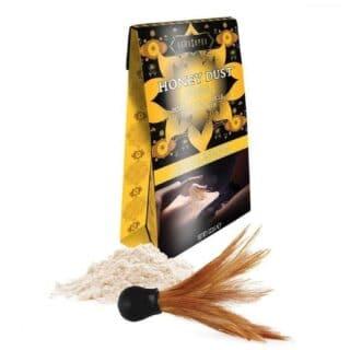 Ароматная пудра для тела KamaSutra Honey Dust Body Powder кокос и ананас, 28 г