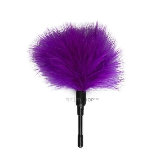 Щекоталка Easytoys tickler small, фиолетовый