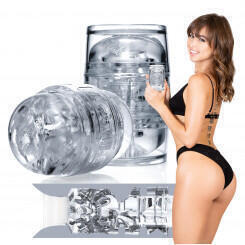 Мастурбатор Fleshlight Quickshot Riley Reid, бесцветный