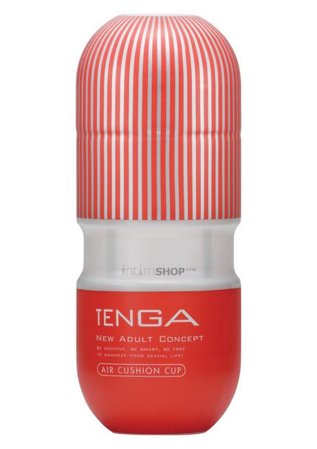 Мастурбатор Tenga Air Cushion Cup, красный