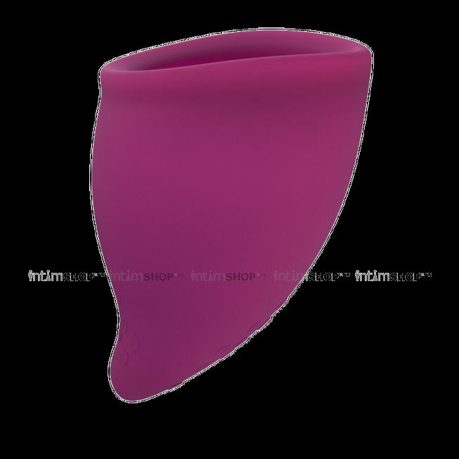 Менструальная чаша Fun Factory Fun Cup, фиолетовый 30 мл