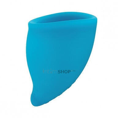 Менструальная чаша Fun Factory Fun Cup голубой 20 мл