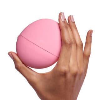 Мини-вибратор Unbound Bean, розовый