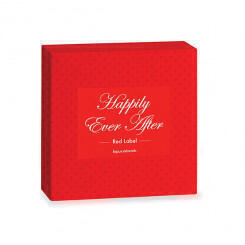 Набор Bijoux Indiscrets - Happily Ever After, красный
