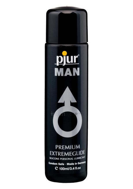 Лубрикант для него Pjur Man Extreme Glide на силиконовой основе 100 мл