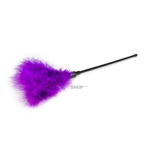 Щекоталка Easytoys Feather, фиолетовый