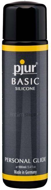 Силиконовый лубрикант Pjur Basic, 100 мл флакон