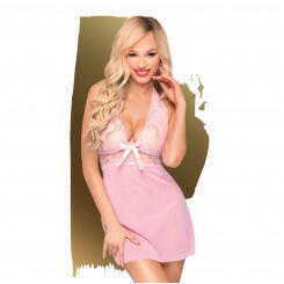 Сорочка и трусики Penthouse Sweet and Spicy, розовый, S/M