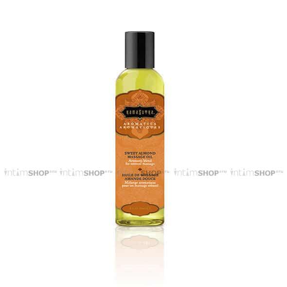 Успокаивающее массажное масло KamaSutra Sweet Almond, 59 мл