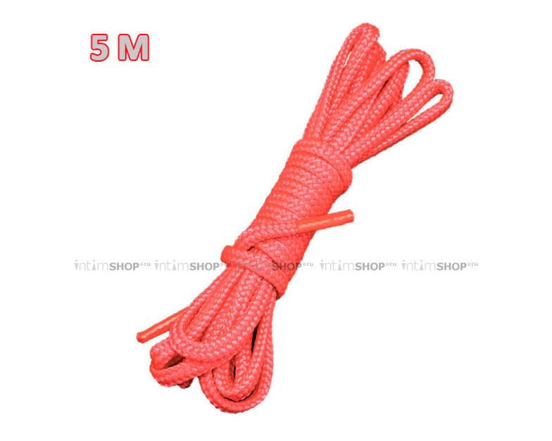 Веревка для связывания Sitabella, красный