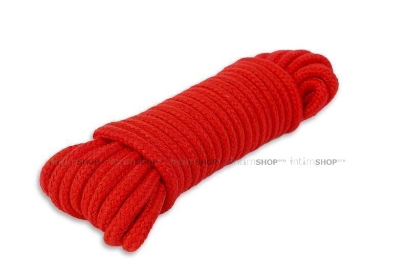 Веревка для связывания Пикантные штучки, красный